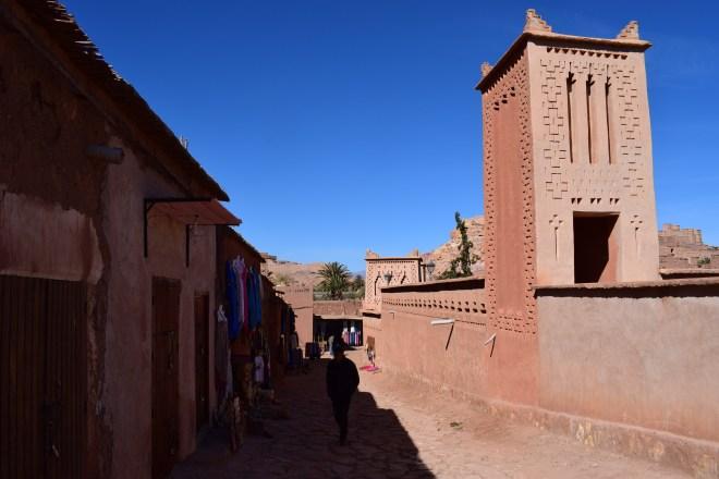 Ait Ben Haddou sul marrocos cidade nova 2