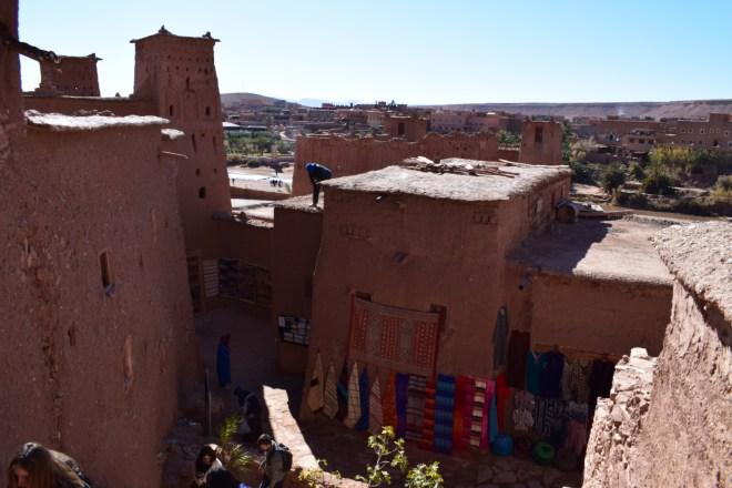 Ait Ben Haddou sul marrocos souqs mercados 2