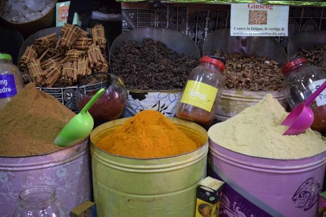 Marrakech medina farmácia bérbere 3