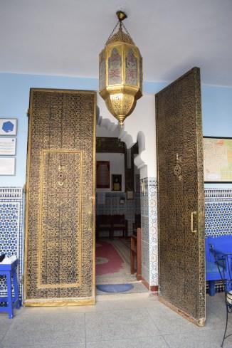 Marrakech medina museu judaico sinagoga el azama 2