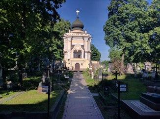 Petersburgo avenida nevski monasterio aleksandr nevski 2