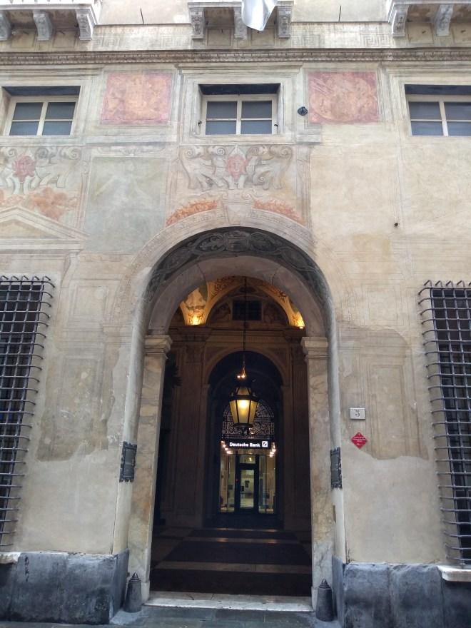Genova strade nuove via garibaldi 1
