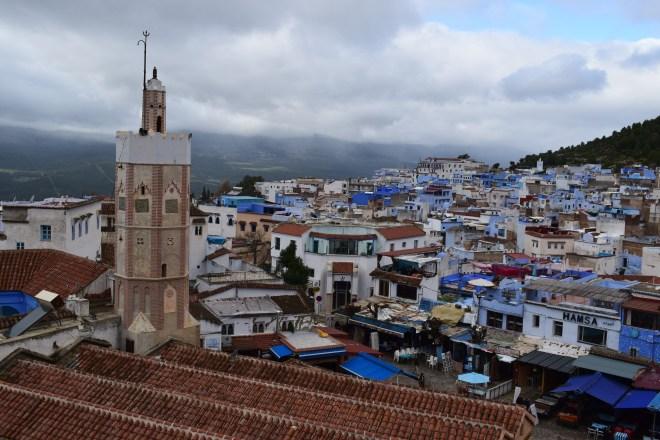 Marrocos Chefhaouen cidade azul kasbah museu 2