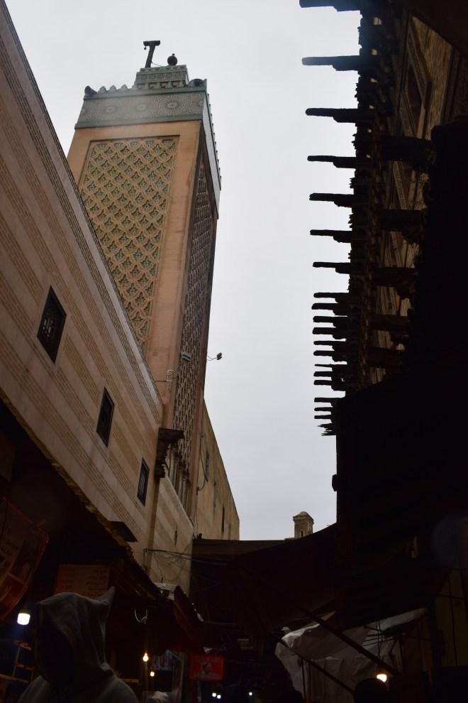 Marrocos Fez relogio hidraulico