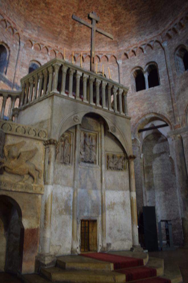 Bologna Sette chiese santo stefano igreja santo sepulcro