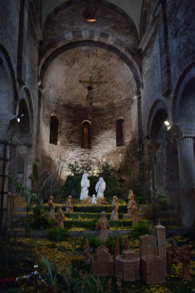 Bologna Sette chiese santo stefano igreja santos vitale agricola