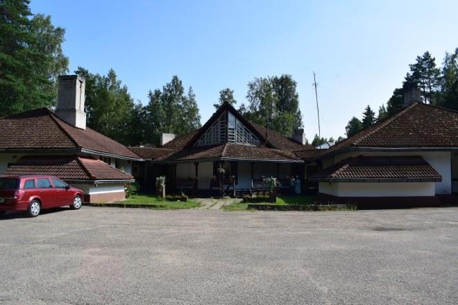 Excursão lazer soviético estonia hotel sauna 2