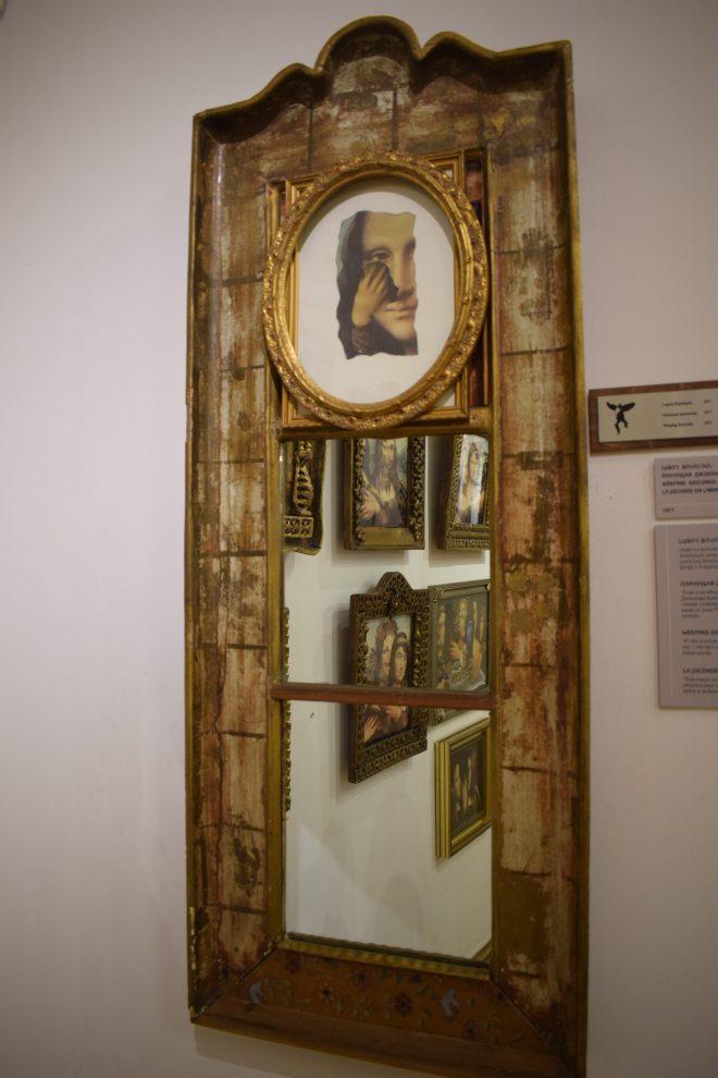 Yerevan casa museu cineasta Parajanov espelho mona lisa