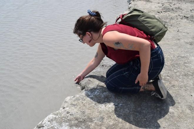 Azerbaijão Qobustan vulcões de lama 5