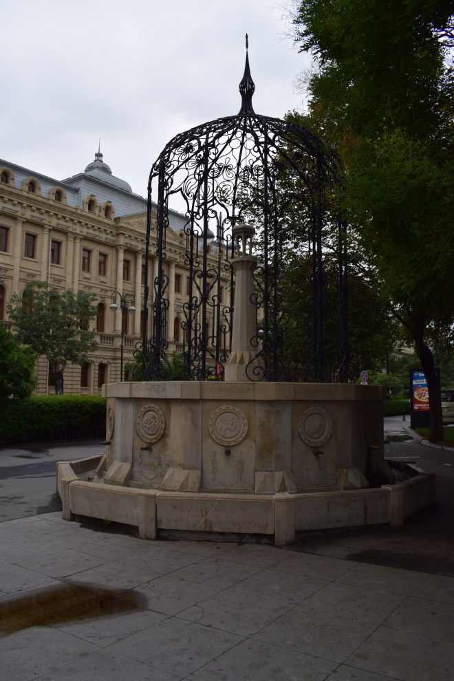 Baku centro historico