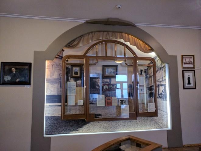 Casa museu Tchekhov moscou peças