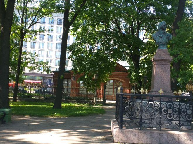 Museu russo Petersburgo casinha madeira pedro i fundação