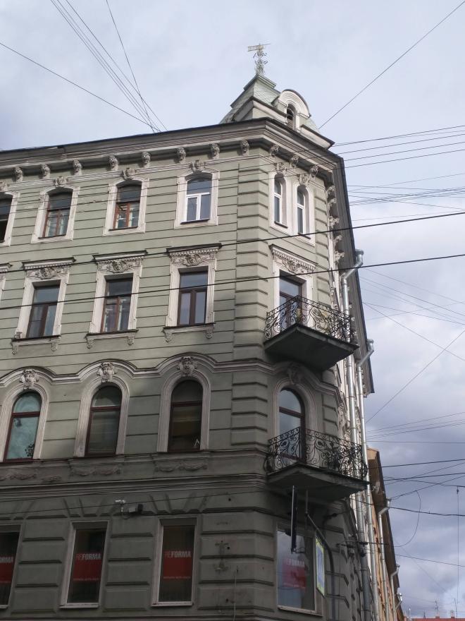 Petersburgo petrogradski 6