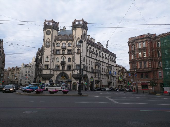 Petersburgo petrogradski 7