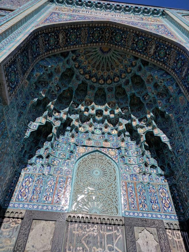 Petersburgo petrogradski mesquita 1