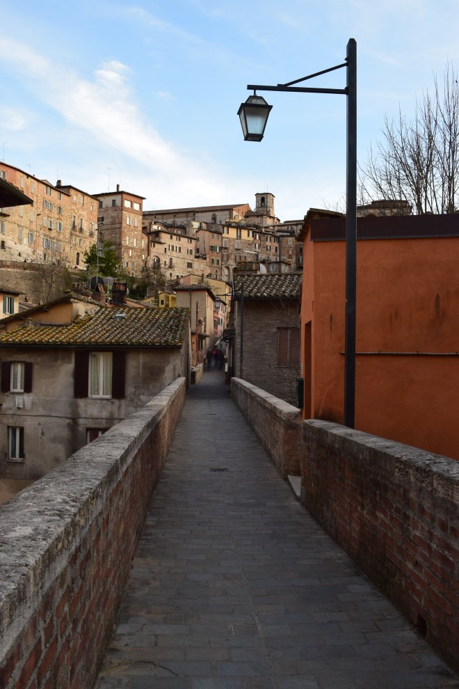 Perugia aqueduto medieval 2