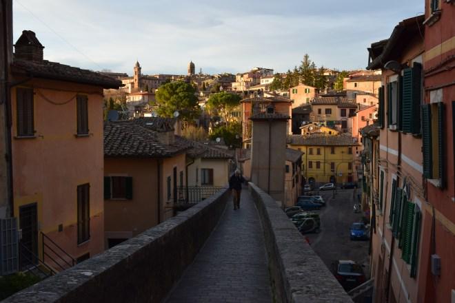 Perugia aqueduto medieval 6
