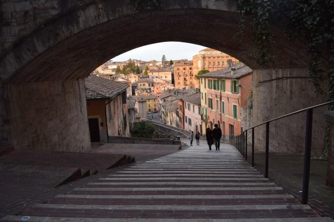 Perugia aqueduto medieval 8