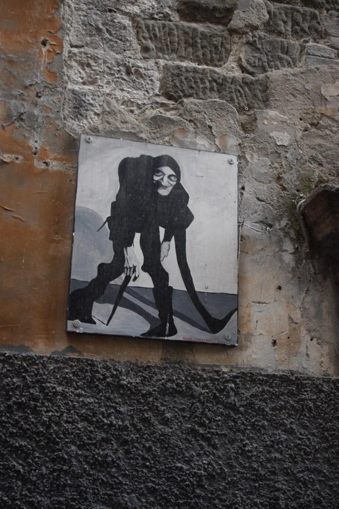 Perugia arte moderna rua 4