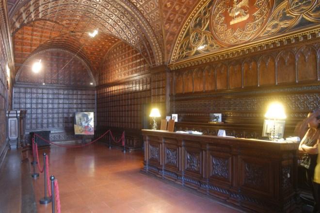 Perugia palazzo priori collegio mercanzia