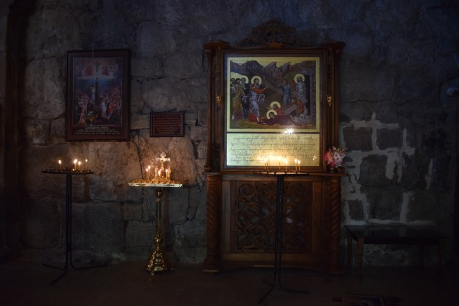 Akhaltsikhe monasterio sapara 10