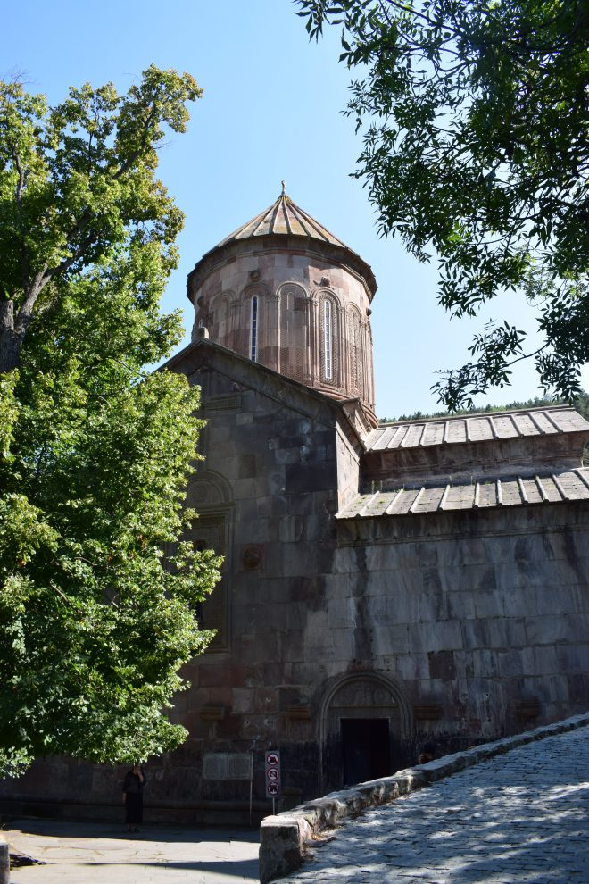 Akhaltsikhe monasterio sapara 2
