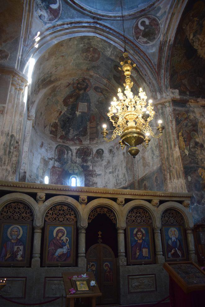 Akhaltsikhe monasterio sapara 3