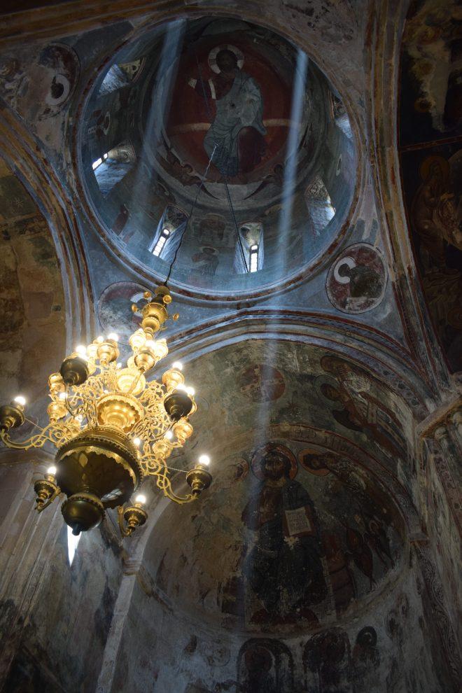 Akhaltsikhe monasterio sapara 9