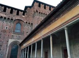 Milão visitar castello sforzesco 1