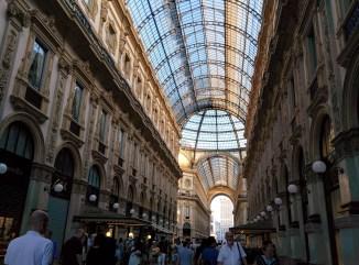 Milão visitar galleria vittorio emmanuele 2