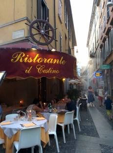 Milão visitar ruas