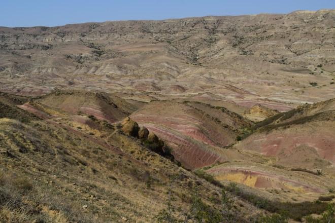 Davit Gareja georgia montanhas rosas