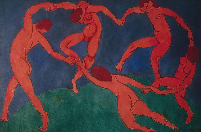 Hermitage estados gerais predio dos impressionistas matisse dança
