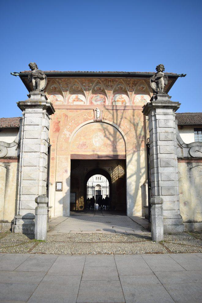 Pavia certosa mosteiro 1