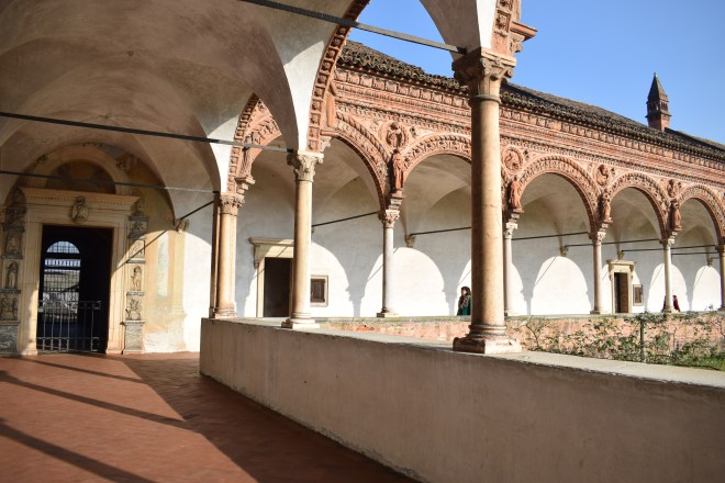 Pavia certosa mosteiro 12