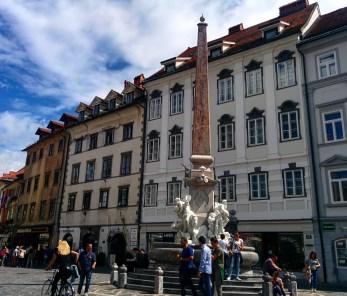 Fonte Robba Ljubljana