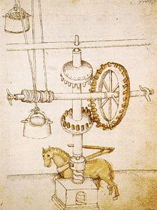 maquina de brunelleschi