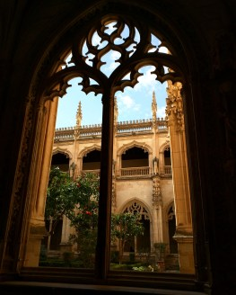Monastério San Juan de los Reyes Toledo 4