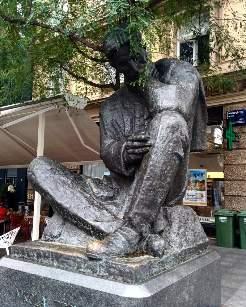 Estatua Tesla Zagreb