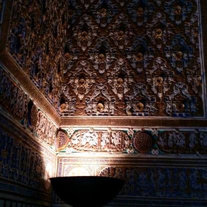 Alcazar Sevilha palácio 12