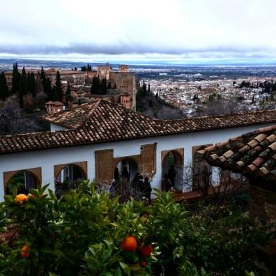 Generalife Alhambra Granada