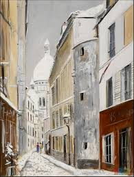 Maurice Utrillo Sacre coeur 2