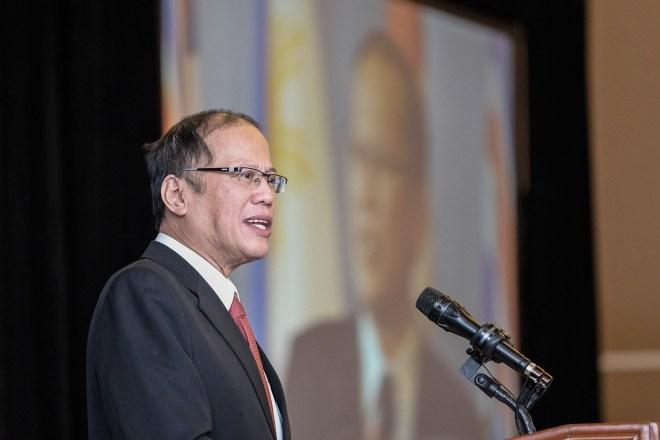 菲律賓總統艾奎諾。(Photo Credit: Province of British Columbia)