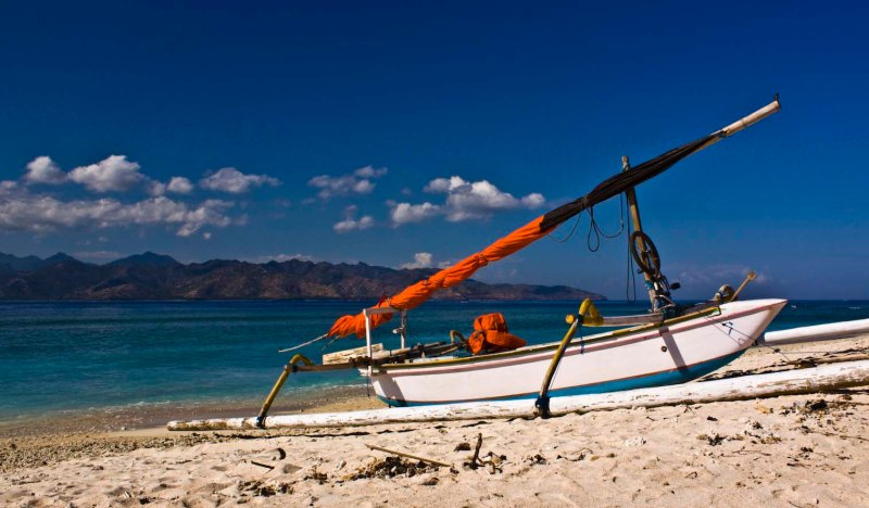 lombok journey 2009
