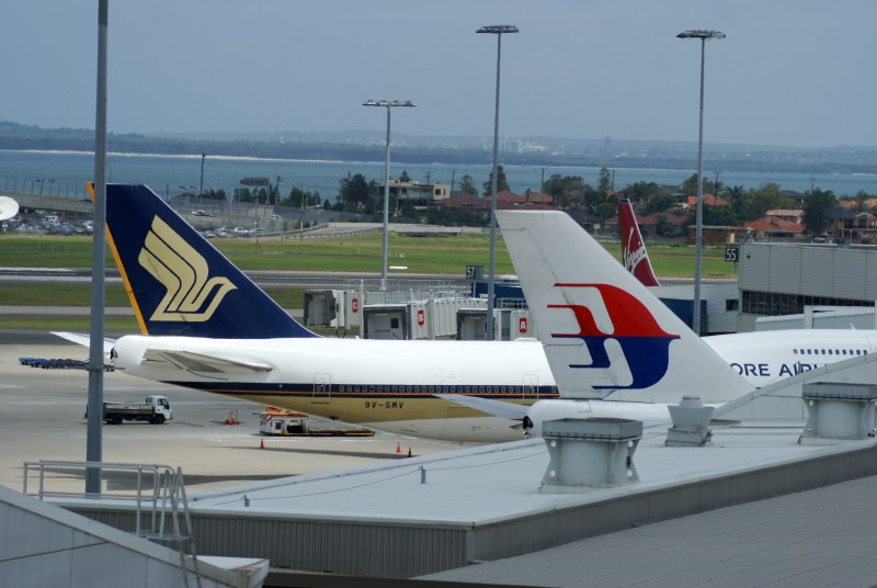 a collection of tails from singapore, malaysia and the united kingdom at sydney