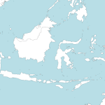 6 Free Maps Of Indonesia Asean Up