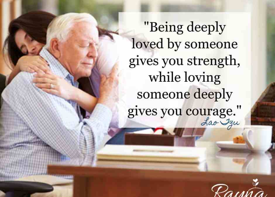 Being Deeply Loved and Loving Deeply