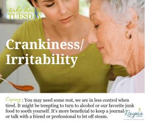 Crankiness/ Irritability