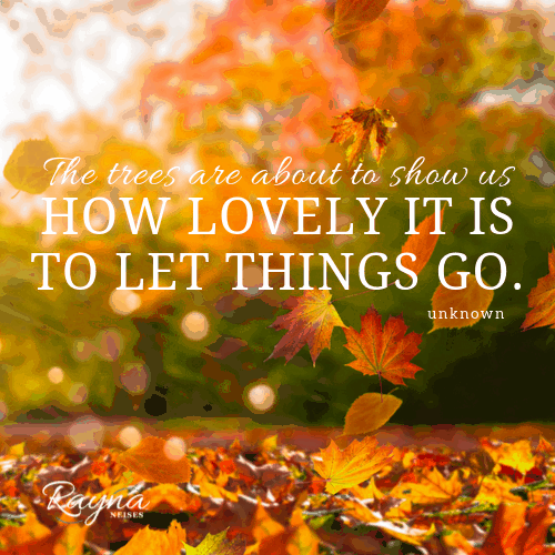 Let Things Go….Accepting Changes in Our Parent As They Age