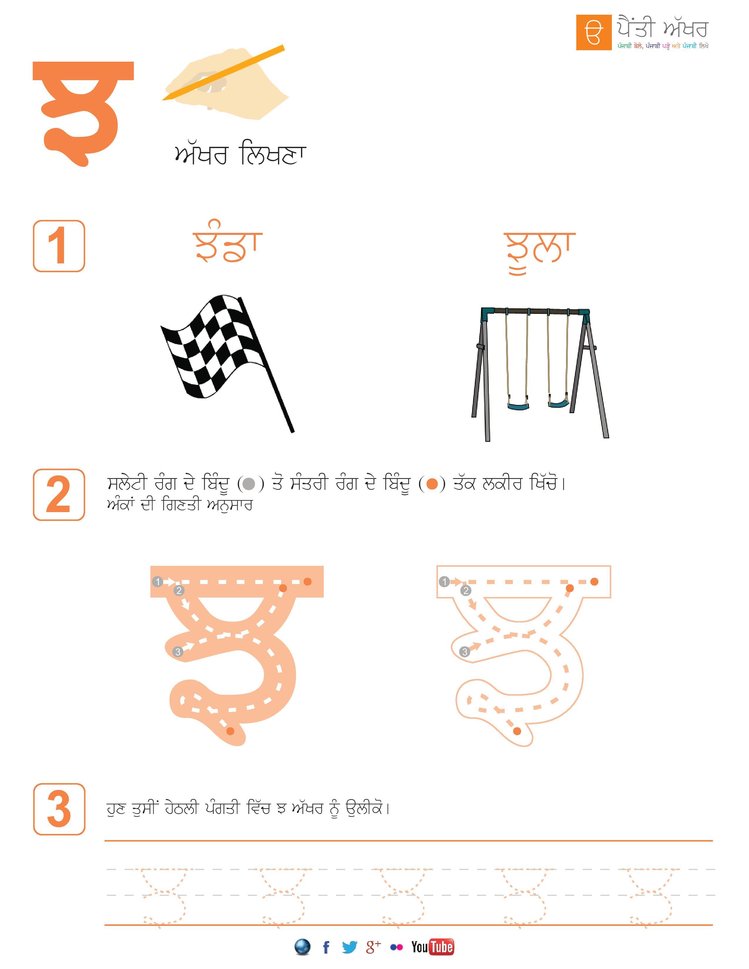 Alphabet Worksheet Aseen